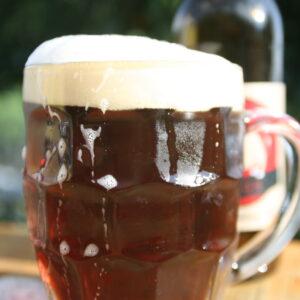 Boccale di birra artigianale Bock